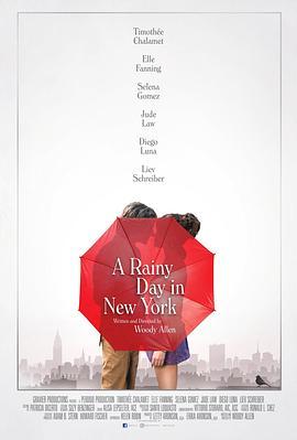 紐約的一個雨天